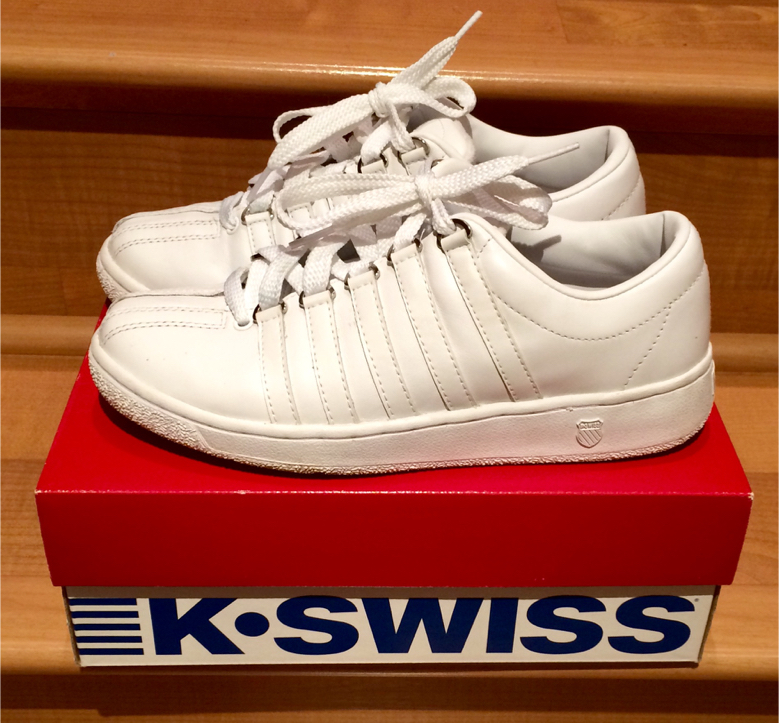 Photo K-Swiss Tenna Shoes In Size 8