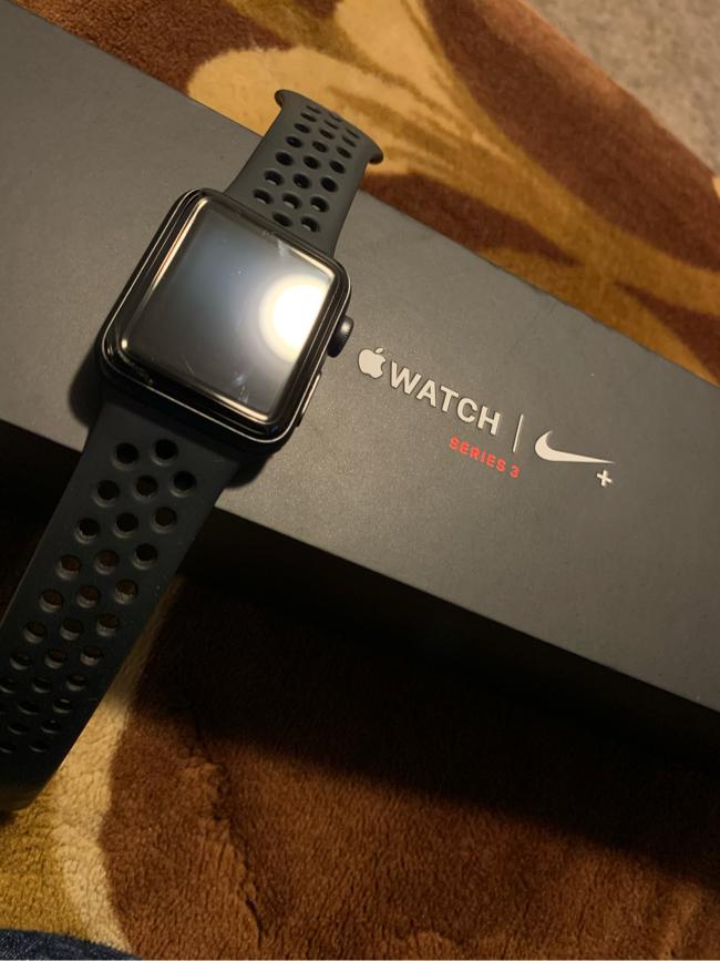 Photo Apple Watch Nike +