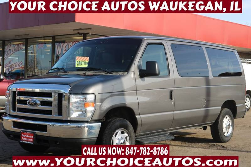 Photo 2009 Ford E-Series Wagon E 350 SD XLT 3dr Passenger Van