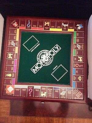 Photo Franklin Mint Collectors Monopoly
