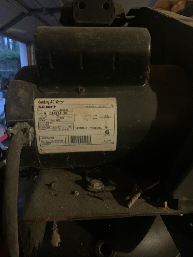 Photo Air Compressor - NEEDS MOTOR