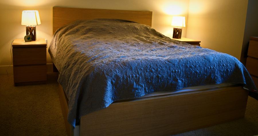 Photo IKEA MALM BED frame