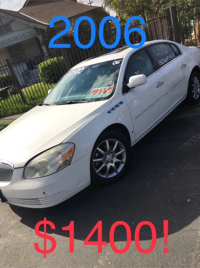 Photo Buick 06' lecurne $1250!! Today