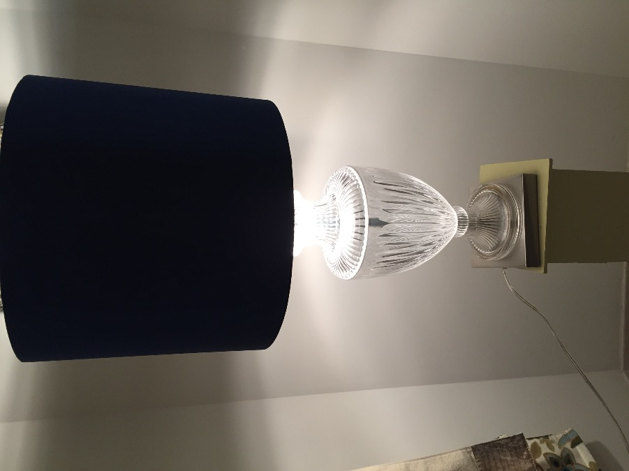Photo 2- Table Lamps from Pier 1