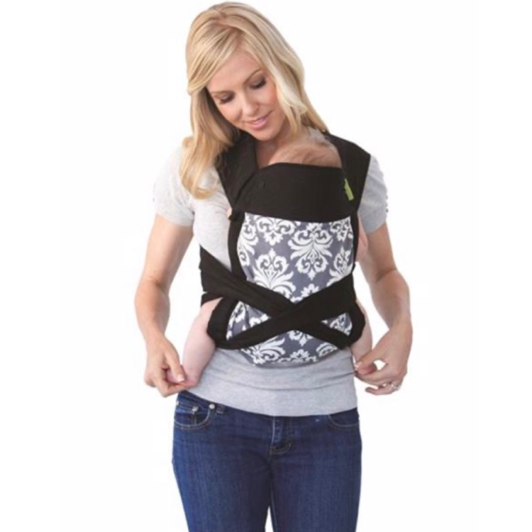 Photo Infantino Wrap & Tie Baby Carrier