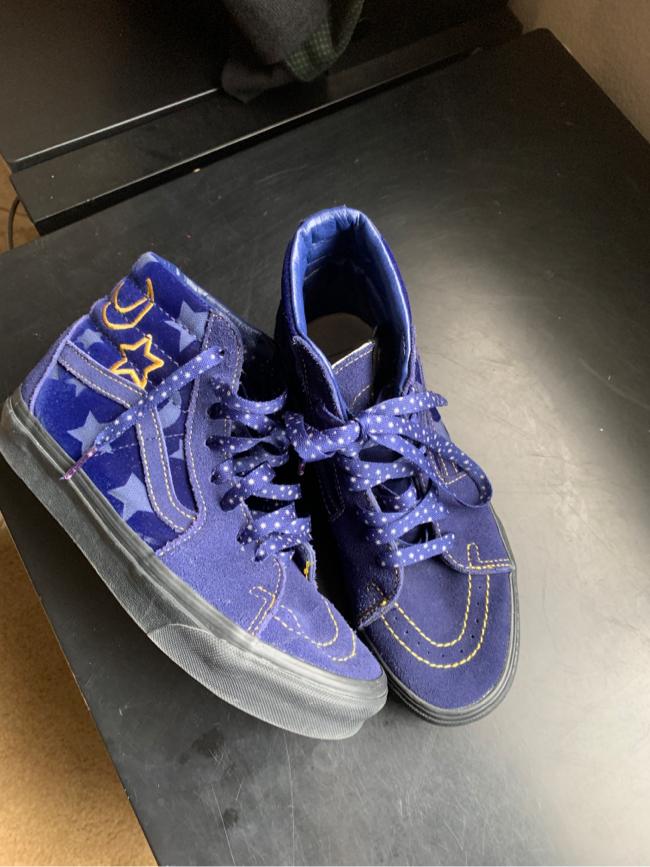 Photo Vans Disney womens shoes