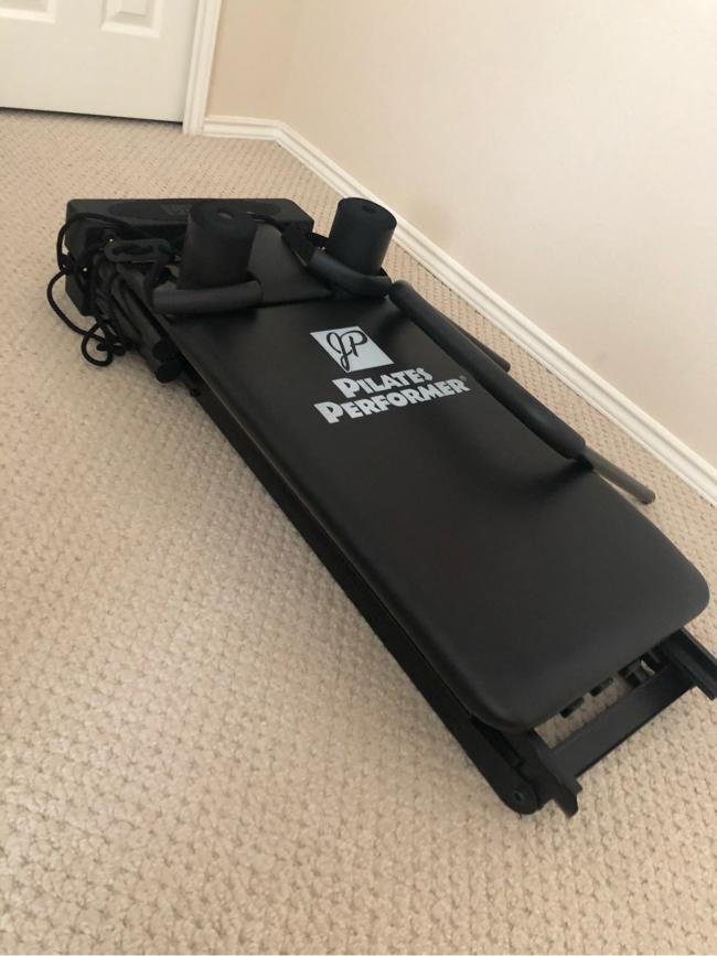 Photo Pilates equipment