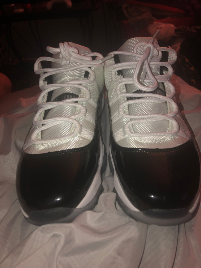 Photo Jordan concord 11 low size 11