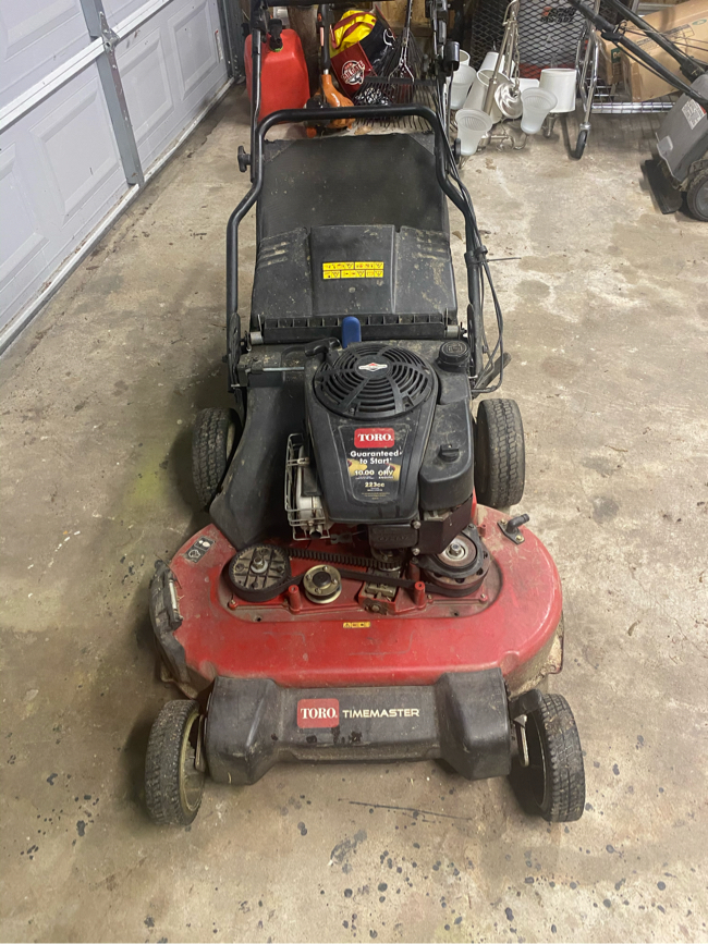 Photo Toro personal pace 30in
