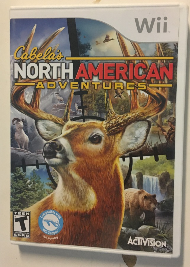 Photo Cabela's North American Adventures Hunting Nintendo Wii Video Game
