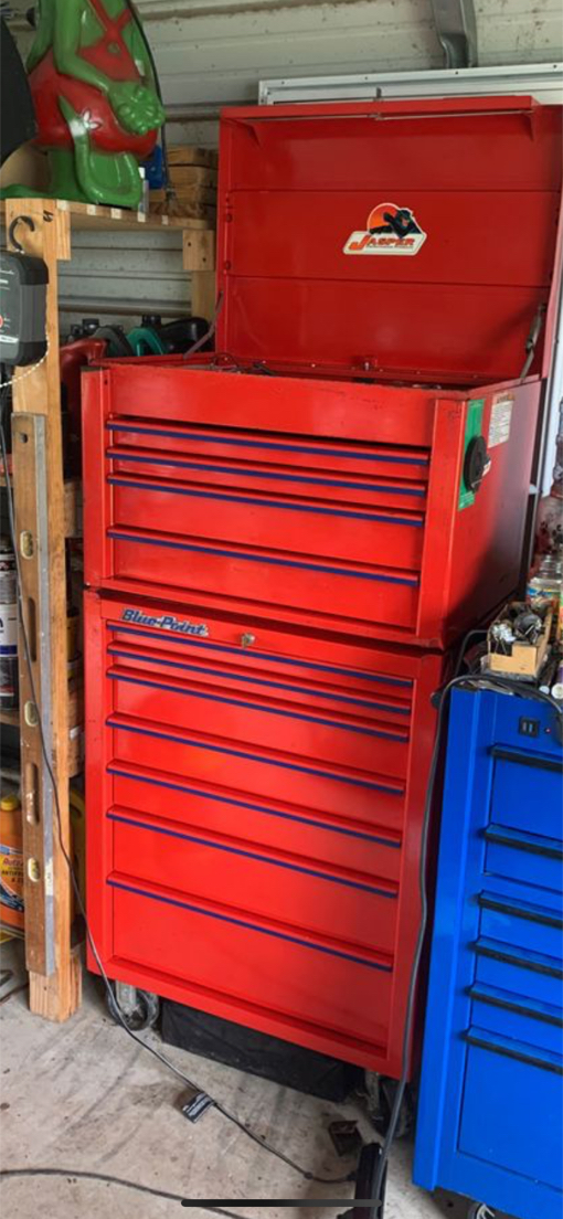 Photo Blue Point tool box