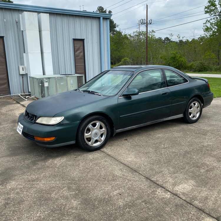 Photo 1997 Acura CL 3.0 2dr Coupe