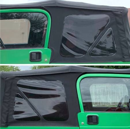 Photo ISO Jeep Wrangler TJ Hardtop @ a GR8 price! Or trade my soft top/ CASH