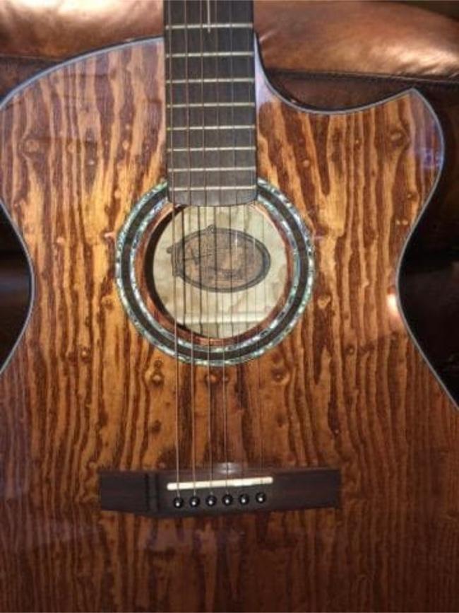 Photo Guitar Custom