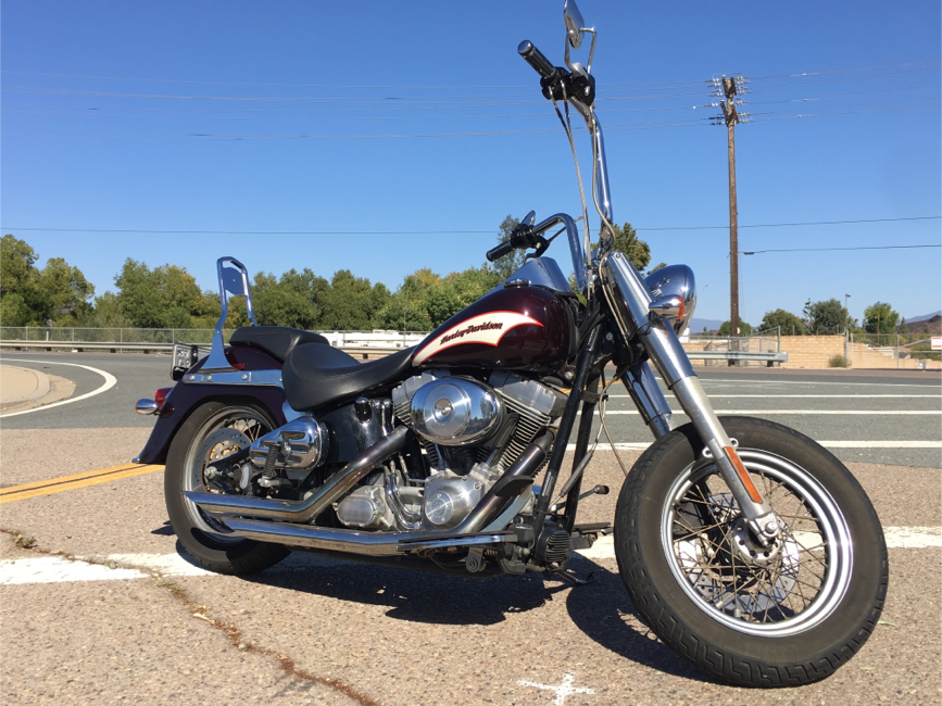Photo 2006 Harley Davidson Heritage Softail