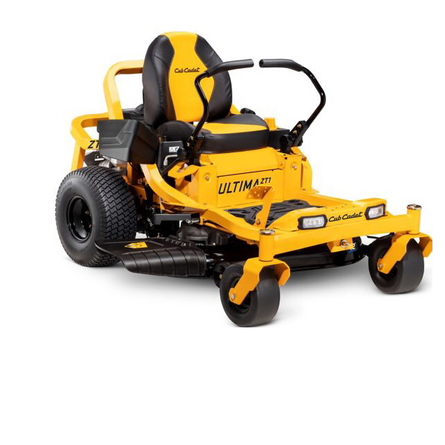 Photo Cub Cadet Ultima series ZT1 42 in 22HP V-Twin Zero Turn Riding Lawn Mower