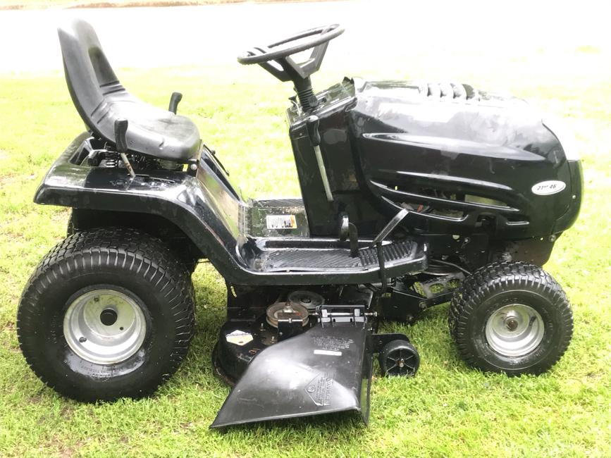 "Photo 46"" Murray 21hp Riding Lawn Mower"
