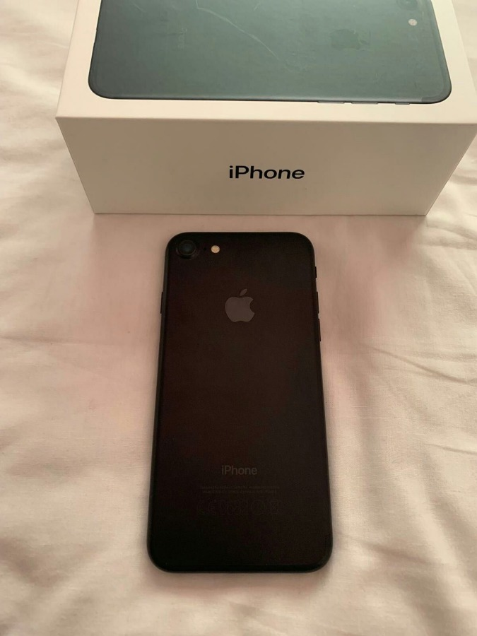 Photo Iphone 7 32GB BOOST MOBILE BRAND NEW