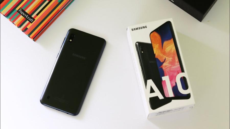 Photo Samsung galaxy A10e boost mobile brand new 32GB