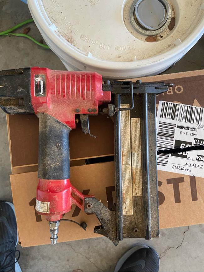Photo Craftsman air compressor