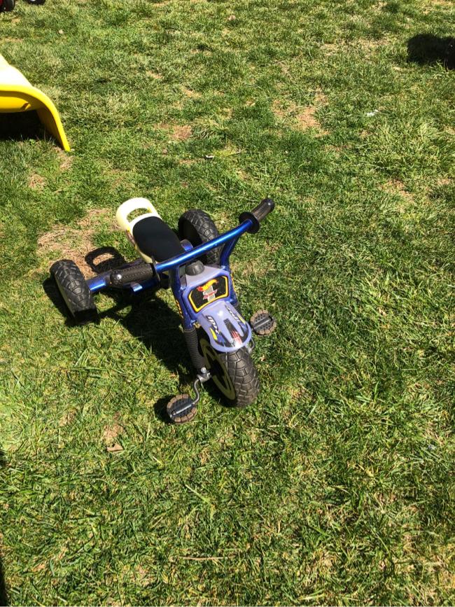 Photo Hot Wheels Bike