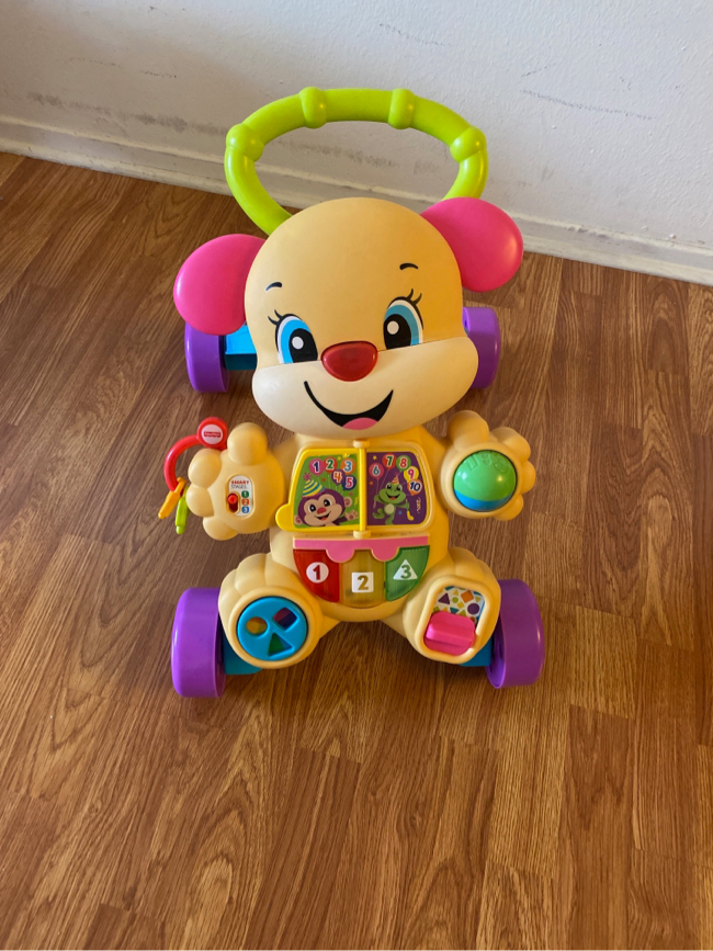Photo Fisher-Price Laugh & Learn Smart Stages Learn with Sis Walker