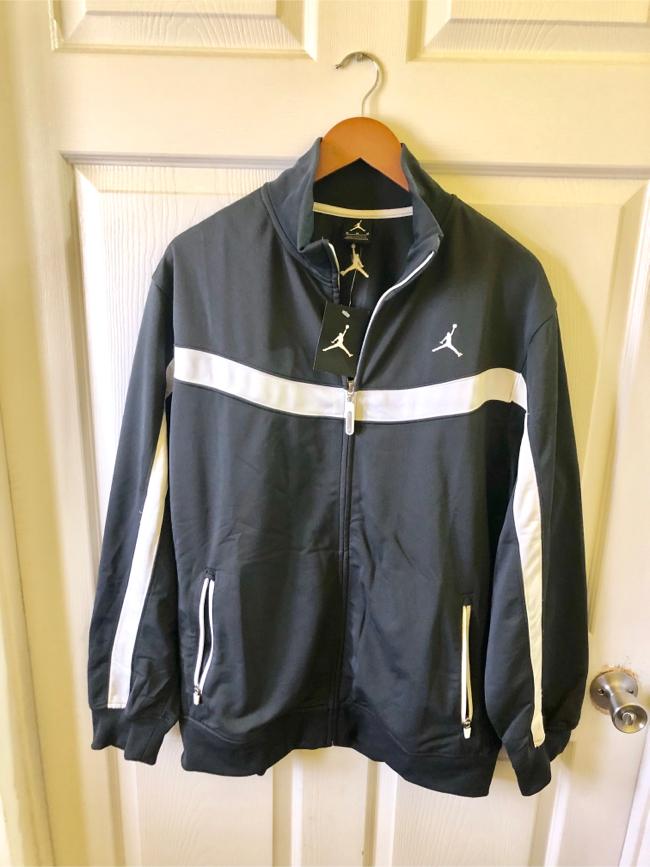 Photo New Jordan Jacket Men Size M