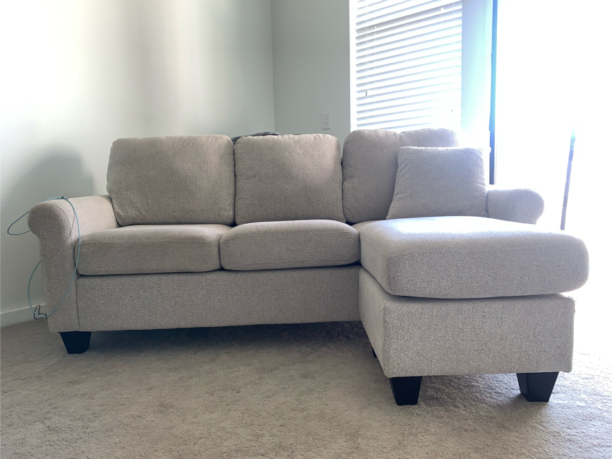 Photo Sectional couch