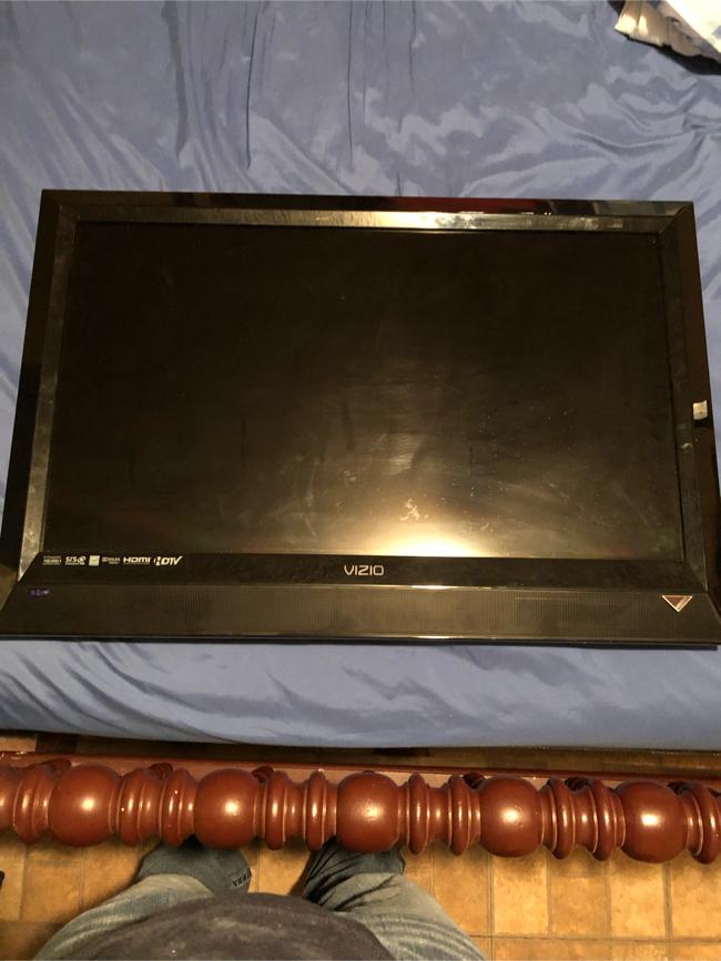 Photo 32 inch Vizio tv