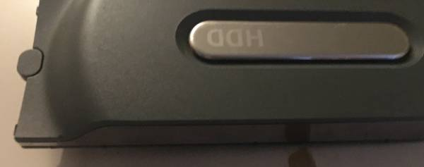 Photo External 20 GB Hard Drive HDD Microsoft Xbox 360 Video Game Console