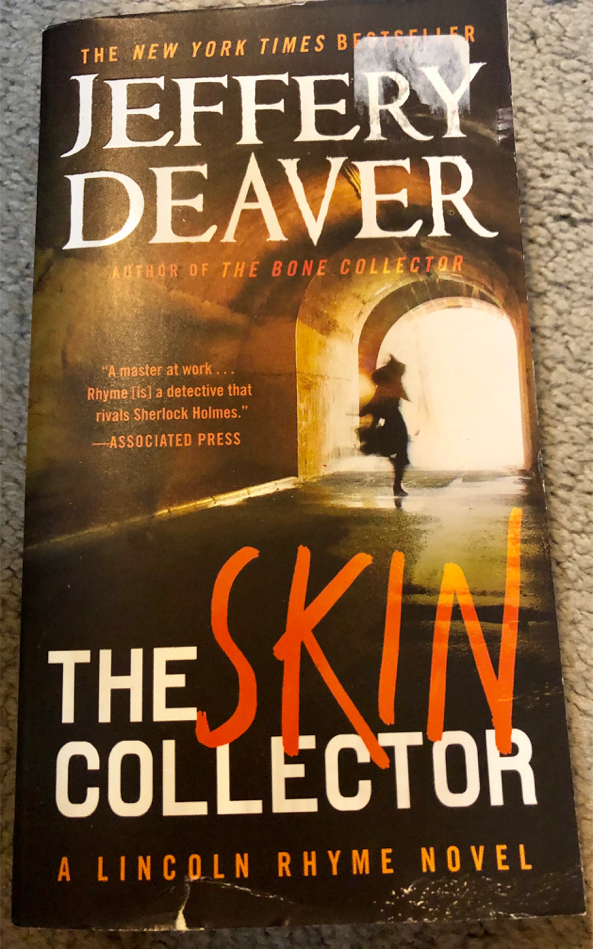 Photo The Skin Collector by Jeffery Deaver