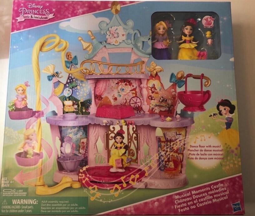 Photo Disney Princess Little Kingdom Musical Moments Castle(new)