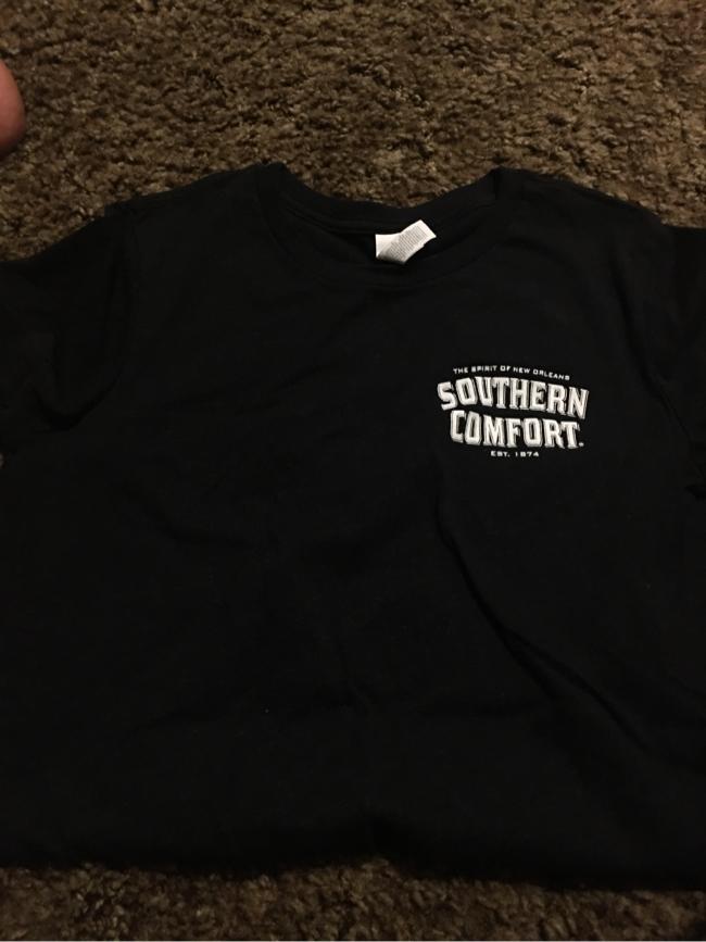 Photo Southern comfort shirt