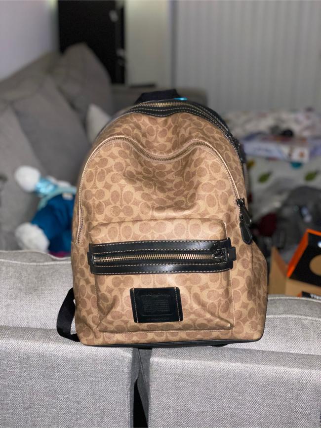 Photo Coach backpack