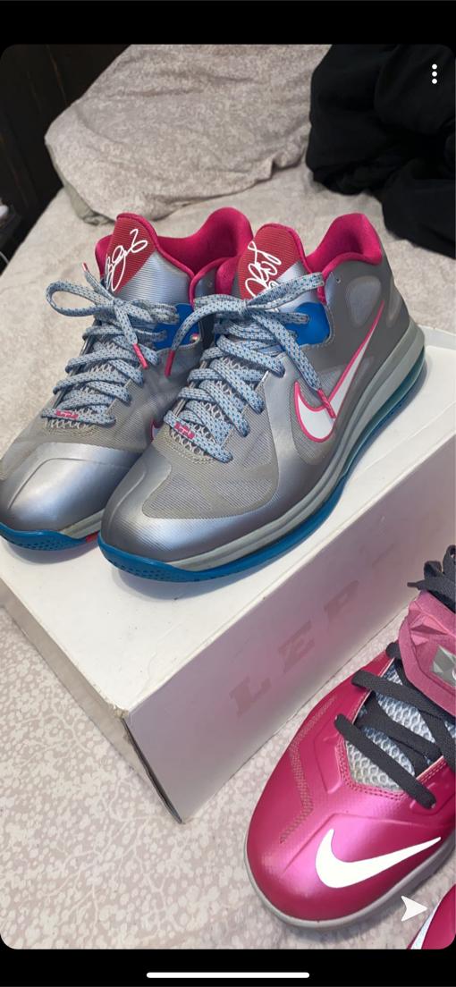 Photo Nike Lebrons
