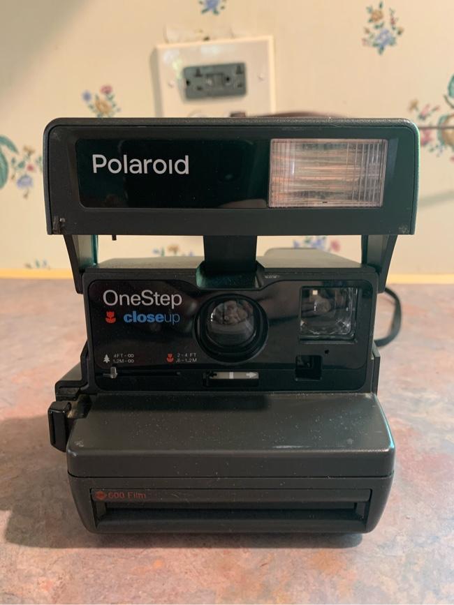 Photo Vintage One Step Camera