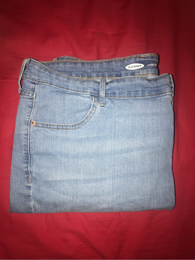 Photo Old navy skinny jeans