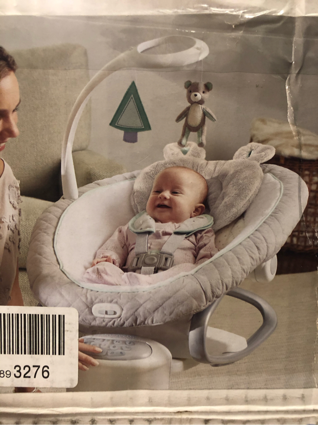 Photo Baby Swing Graco Everyway Soother Brand New.