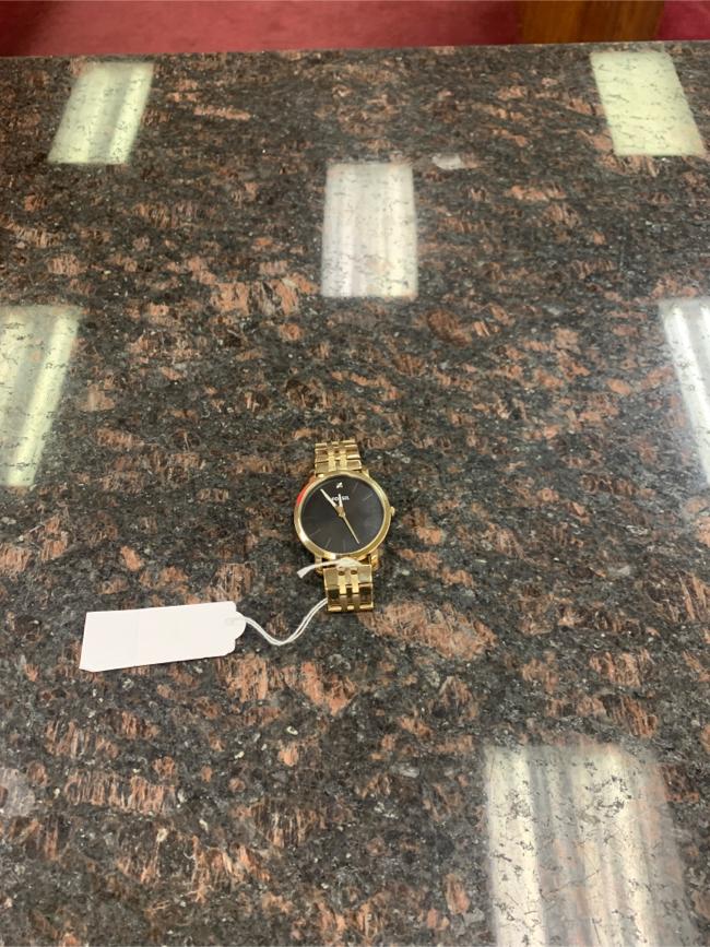 Photo Men's Fossil watch