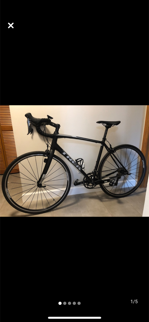 Photo Trek Road Bike