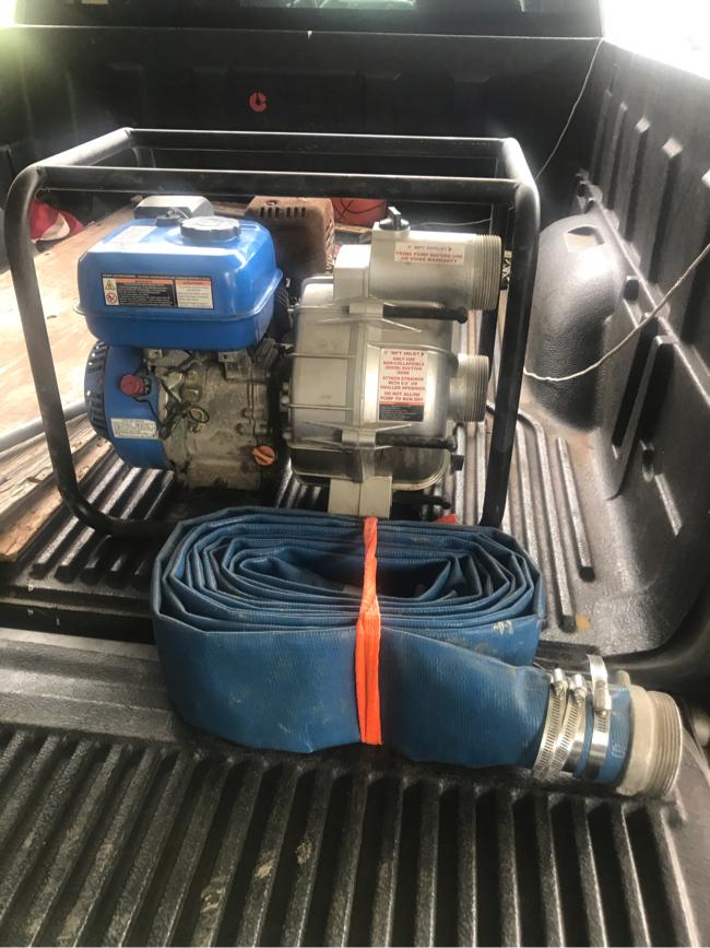 Photo Gas pump