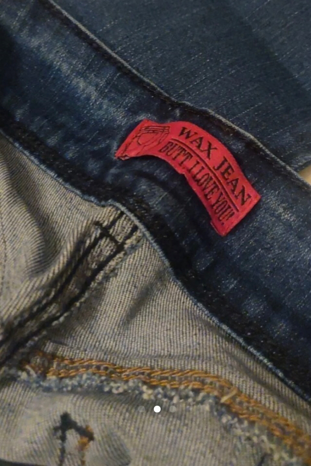 Photo Wax Jeans size 9