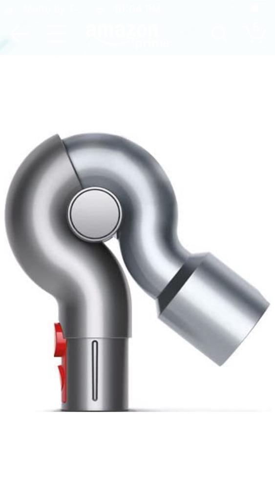 Photo Genuine Dyson V7 V8 Quick Release Up Top Adaptor Tool 967752-01