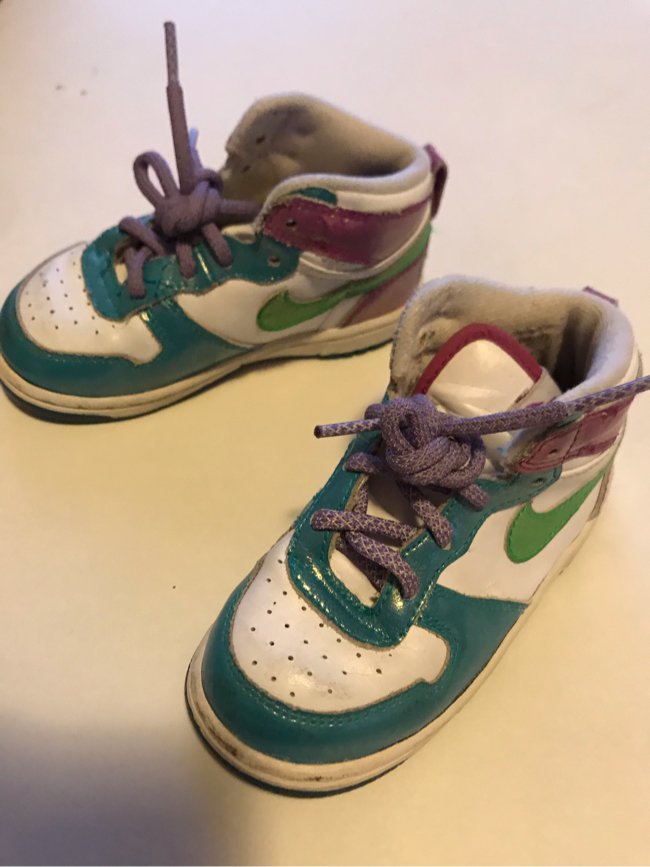 Photo Nike for toddler size 8