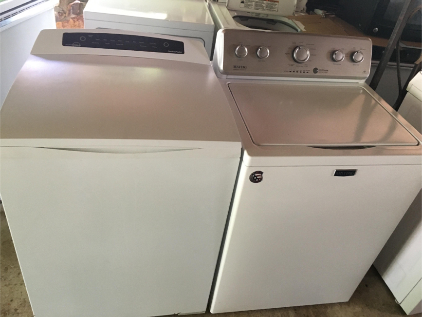 Photo Maytag/Fisher&Paykel Washer and Dryer