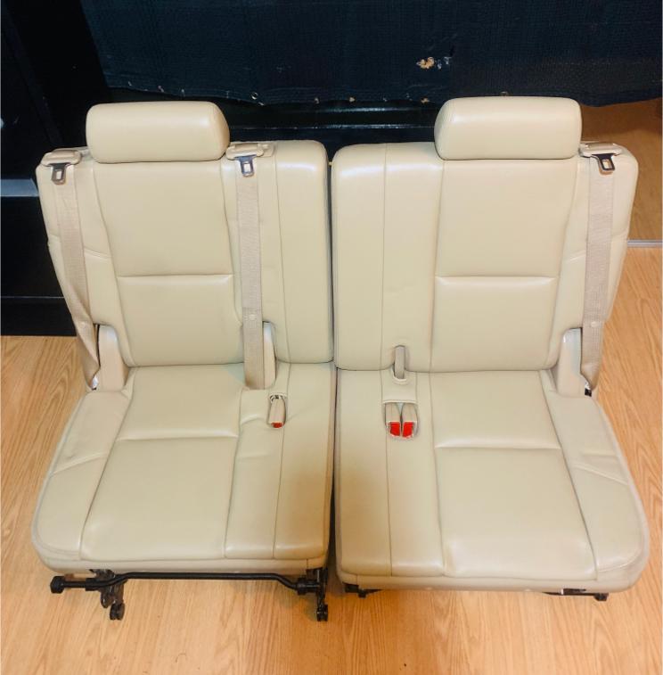 Photo GM Third Row SUV Seats