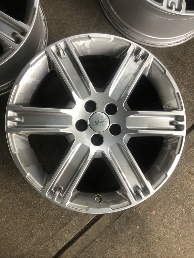 Photo Range Rover rims