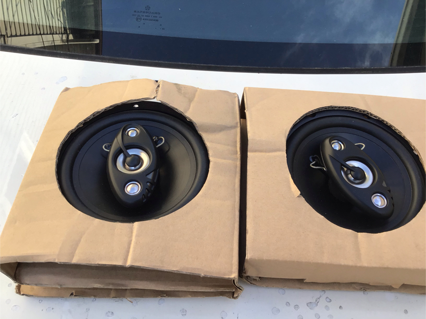 Photo DUAL DLS654 6.5 4-Way 160 Watts Speakers (Pair of Speakers The Dual Electronics DLS654 6 1/2 4-Way 160 Watt Car Speaker set will make a great addition to your car's sound system! Our engineers have designed these car speakers to function at peak perfor
