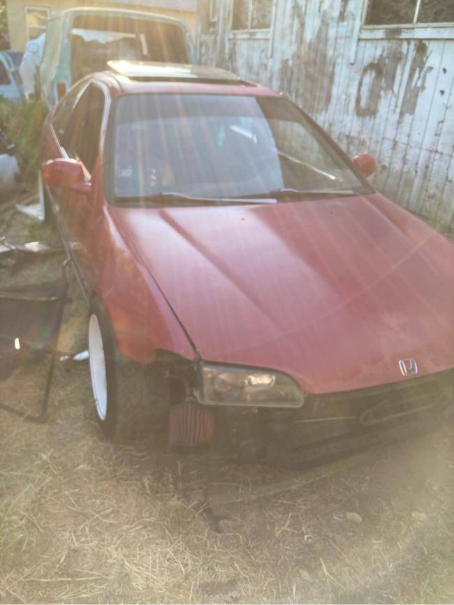 Photo 1995 Honda Civic EX 2dr Coupe