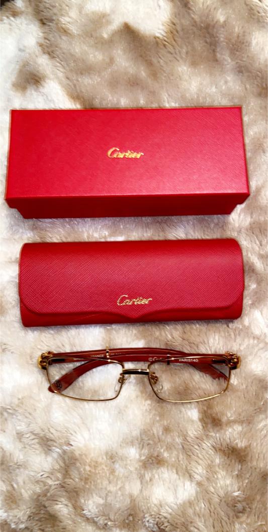 Photo Square Cartier Glasses